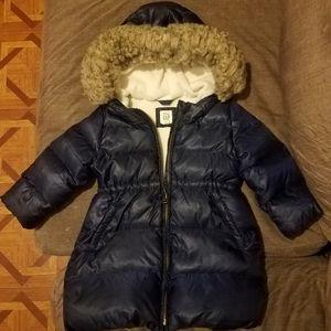 Baby GAP size 2 years old winter coat/jacket